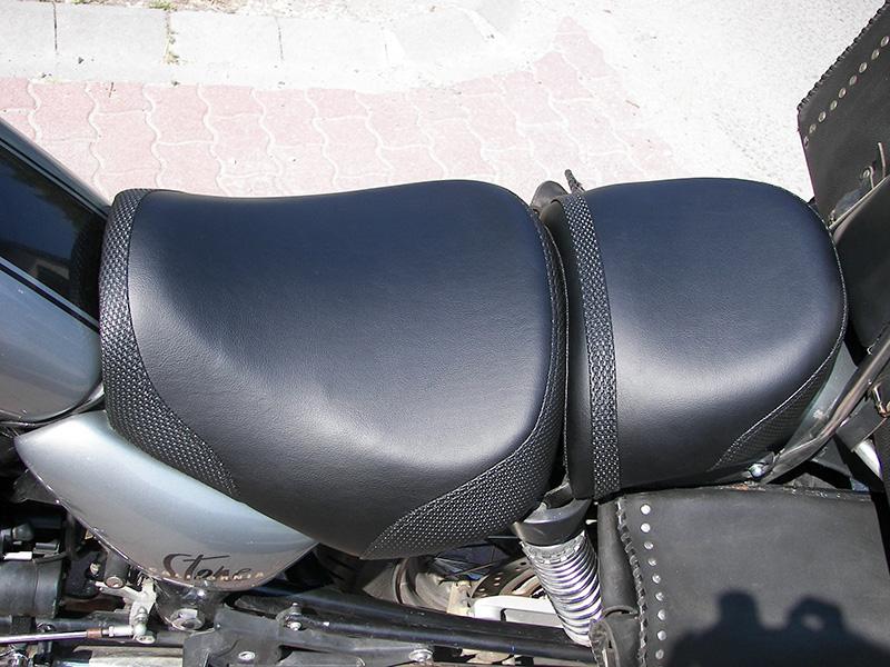 Motorkárpitozás - motorülés 81