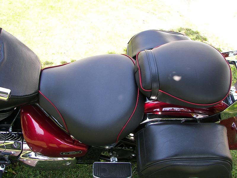 Motorkárpitozás - motorülés 82