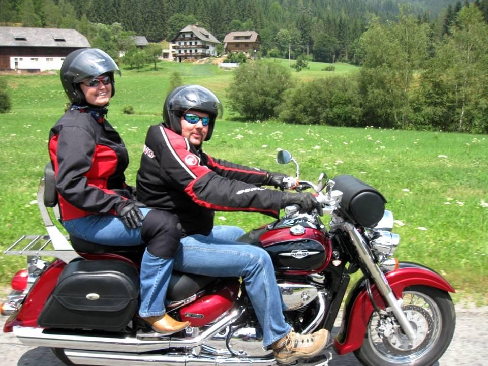 Motorkárpitozás - Motorozás: Murau
